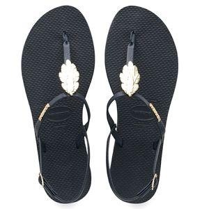 HAVAIANAS You Riviera Navy Premium Sandals US 9-10